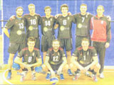 The Monaco Volleyball team N3 has won the French Championship